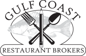 Gulf Coast Restaurant Brokers Logo